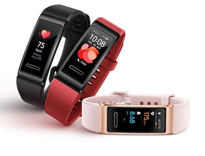 Band 4 Pro, a última smartband da Huawei