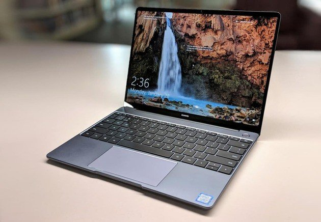Huawei computador Windows Microsoft