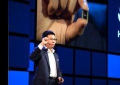Huawei continua a 'remar contra a maré' no mercado de smartphones