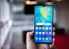 Huawei demonstra a sua tecnologia de controlo do smartphone por 'gestos no ar'