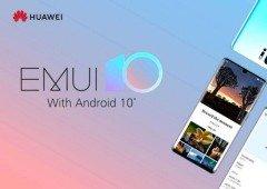 Huawei divulga algumas das novas funcionalidades da EMUI 10.1