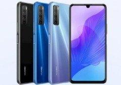 Huawei Enjoy 20 Pro é anunciado! Clone do Honor 30 Lite?