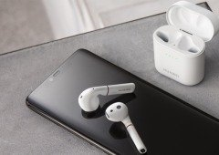 Huawei FreeBuds Lite vão competir com os Apple Airpods 2!