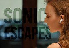 Huawei FreeBuds Pro levam-te numa viagem através do som com as Sonic Escapes