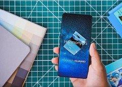 """Huawei HarmonyOS (substituto ao Android) """"está longe de estar acabado!"""" diz desenvolvedor"""