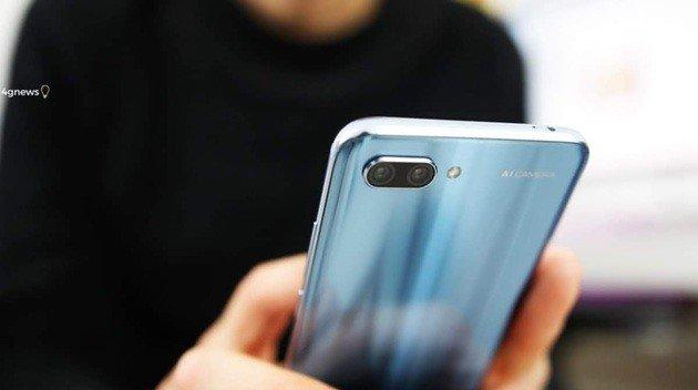Huawei EMUI Honor 10