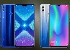 Huawei Honor 10 e Honor 8X têm a chegada do Android Q confirmada!