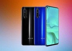 Huawei Honor 20 e 20 Pro: Vê a apresentação em direto aqui