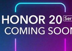Huawei Honor 20 já tem data de apresentação oficial!