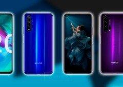 Huawei Honor 20 Pro e Honor 20 oficiais! Eis os novos topo de gama