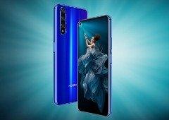 Huawei Honor 20 ultrapassa 1 milhão de unidades vendidas em apenas 14 dias!