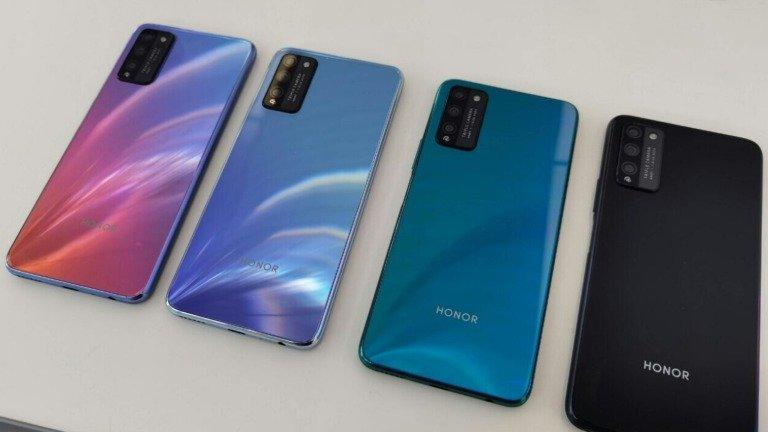 Huawei Honor 30 Lite é oficial! Um smartphone gama-média 5G com preço tentador