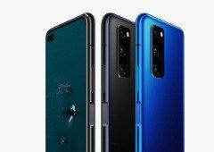 Huawei Honor 30 terá direito a uma câmara semelhante à do Huawei P40
