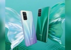 Huawei Honor 30S tem design confirmado em cartaz oficial!