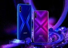 Huawei Honor 9X e 9X Pro são oficiais com preços que vais gostar