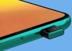 Huawei Honor 9X: eis as primeiras imagens do smartphone com câmara pop-up