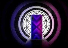 Huawei Honor 9X: imagem revela a elegante traseira do smartphone