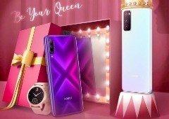 Huawei Honor V30 foi o telemóvel mais vendido no Dia da Mulher