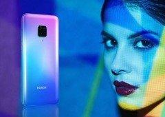 Huawei Honor V30 Pro com conectividade 5G será revelado em novembro