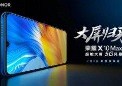 Huawei Honor X10 Max tem data de apresentação revelada! Especificações vão surpreender!