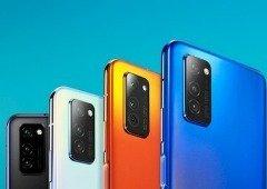 Huawei Honor X10 surge em imagens reais com design apaixonante!