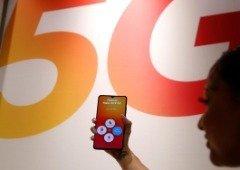 """Huawei já está a negociar a """"venda"""" de tecnologia 5G nos Estados Unidos"""