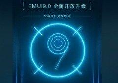 Huawei lança atualização da EMUI 9 (Android Pie) para mais 6 smartphones