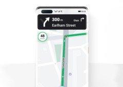 Huawei lança uma cópia do Google Maps para os seus smartphones