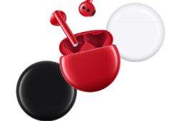 Huawei lança versão dos FreeBuds 3 especial Dia dos Namorados