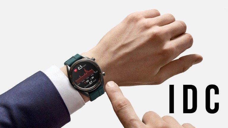 Huawei liderou o mercado de wearables no 2.º trimestre de 2020