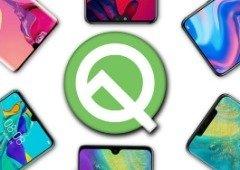 Huawei: mais 6 smartphones adicionados à lista de atualização para o Android Q