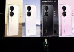 Huawei marca evento para outubro, teremos os Huawei P50 na Europa?
