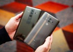Huawei Mate 9 conta com o Face Unlock após atualização do Android