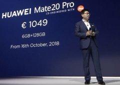 Huawei dá a conhecer as principais mais valias do Huawei Mate 20 Pro