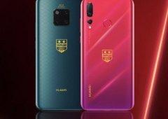 Huawei celebra os recordes alcançados em 2018 com Edições Especiais