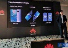 Huawei Mate 30 5G chegará ao mercado antes do final do ano