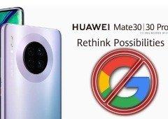 Huawei Mate 30: alternativa para instalar Apps da Google deixou de funcionar!