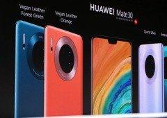 Huawei Mate 30 está a ser um sucesso mesmo sem serviços Google