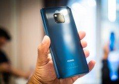 Huawei Mate 30: leak revela detalhes sobre as câmaras traseiras