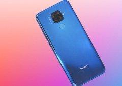 Huawei Mate 30 Lite: algumas especificações e design revelado!