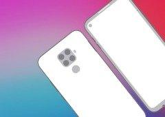 Huawei Mate 30 Lite: primeiras imagens do futuro smartphone
