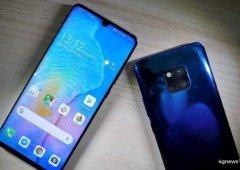 Huawei Mate 30 Lite será o primeiro com o novo sistema HarmonyOS da Huawei