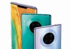 Huawei Mate 30 poderá não ser vendido na Europa