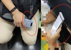 Huawei Mate 30 Pro: alegada imagem mostra uma traseira diferente do que esperávamos!