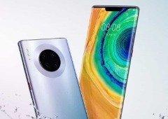 Huawei Mate 30 Pro chega oficialmente à Europa. Mas vem coxo