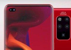 Huawei Mate 30 Pro: conceito mostra design com 4 câmaras (vídeo)