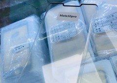Huawei Mate 30 Pro: novas imagens mostram ecrã ao pormenor