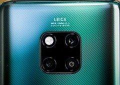 Huawei Mate 30 Pro vai apostar no vídeo com lente para cinema