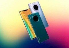 Huawei Mate 40: fuga de informação revela característica distintiva