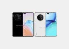 Huawei Mate 40 Pro alegadamente apanhado nas mãos de utilizador
